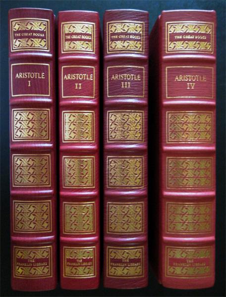 Artistotle Volumes I-IV