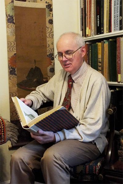 Marc Sena Carrel, rare book dealer