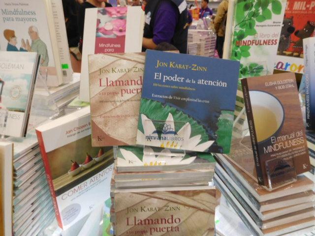 Nirvana Libros mindfulness titles