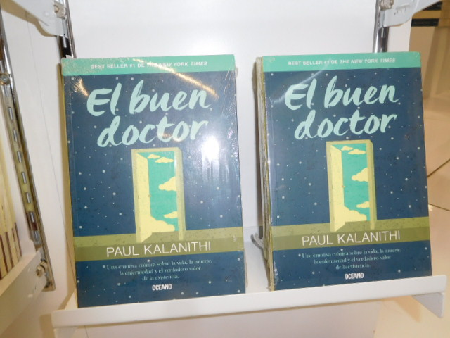 The Spanish version of When Breath Becomes Air